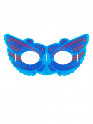 Fosforescerend superhelden masker