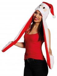 Kerstmuts met sjaal en handschoenen voor volwassenen