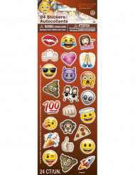 24 Emoji™ stickers