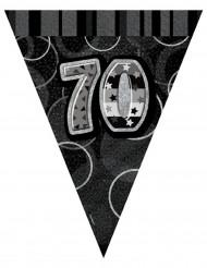 70 jaar verjaardagsslinger