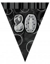 Verjaardagsslinger 80 jaar