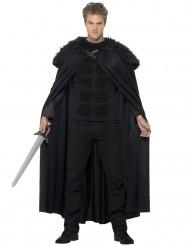 Duistere strijder kostuum voor volwassenen