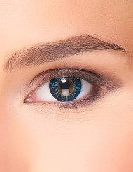 Blauwe contact lenzen voor volwassenen