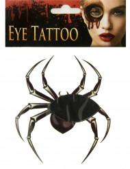 Spin oog tatoeage voor volwassenen