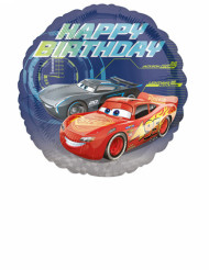 Happy Birthday Cars 3™ folie ballon