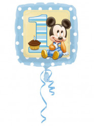 Eerste verjaardag Mickey™ ballon