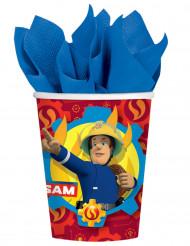 8 bekertjes Sam de Brandweerman™