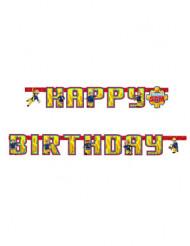 Sam de Brandweerman™ verjaardagsslinger