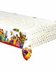 Plastic Super Mario™ tafelkleed 120 x 180 cm