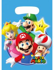 8 Super Mario™ feestzakjes