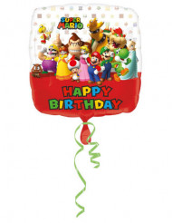 Mario Bros™ Happy Birthday ballon