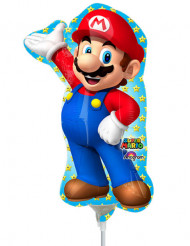 Kleine aluminium Super Mario™ personage ballon