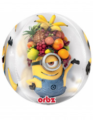 Doorzichtige Despicable Me™ ballon