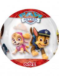 Doorzichtige Paw Patrol™ ballon