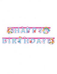 Happy Birthday eenhoorn slinger
