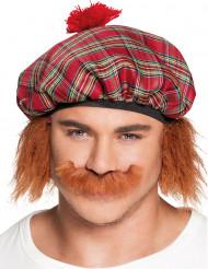 Schotse snor voor volwassenen