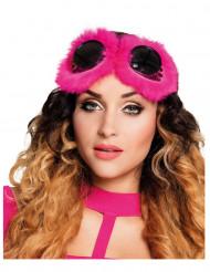 Roze fantasie bril voor vrouwen