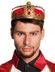 Luxe koningskroon voor volwassenen