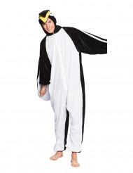 Pluche pinguïn kostuum voor tieners