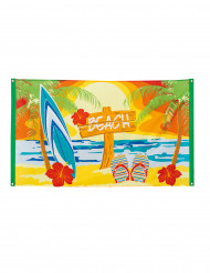 Hawaii Beach party vlag