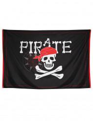 Doodskop piratenvlag