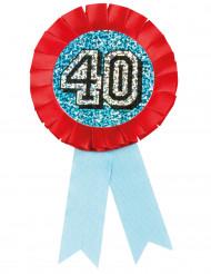 Medaille 40 jaar