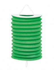 12 groene lampionnen