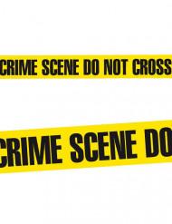 Crime scene decoratie lint