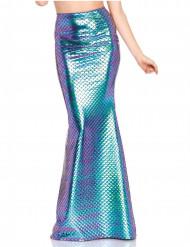 Lange zeemeermin rok voor vrouwen