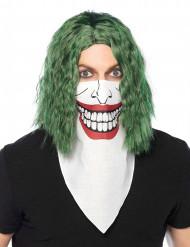 Evil joker bandana voor volwassenen
