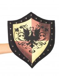 Middeleeuws ridder schild voor vrouwen