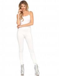 Wit bodypak voor vrouwen