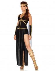 Gladiator godin kostuum voor vrouwen
