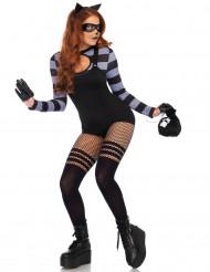 Kleine kat dief kostuum voor vrouwen