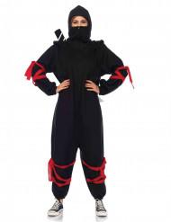 Ninja onesie voor vrouwen