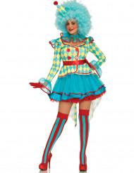 Tutu clown kostuum voor vrouwen