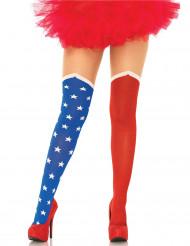 Ondoorzichtige USA panty voor vrouwen