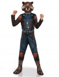 Rocket Raccoon™ Gardians of the Galaxy kostuum voor kinderen