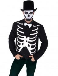 Skelet jasje voor mannen
