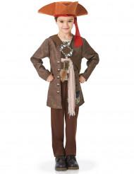 Deluxe Pirates of the Carribean™ Jack Sparrow™ kostuum voor kinderen
