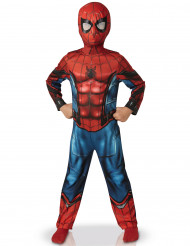 Gespierd Spiderman™ Homecoming kostuum voor kinderen