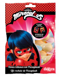 Ladybug Miraculous™ snoep met stickers