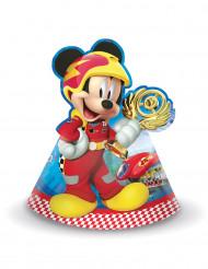 6 Mickey & Donald Racing™ feesthoeden