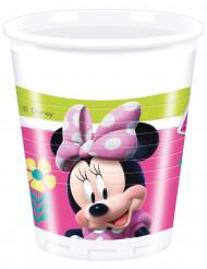 8 Happy Minnie™ bekers