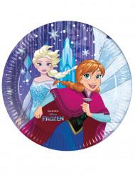 8 Frozen™ borden 23 cm