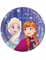 8 kartonnen Frozen™ borden