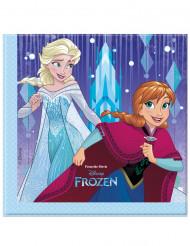 20 papieren Frozen™ servetten