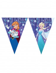 Frozen™ Anna en Elsa vlaggenslinger