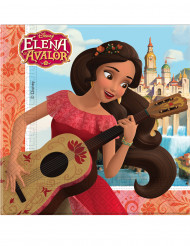20 Elena van Avalor™ servetten