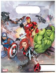 6 Mighty Avengers™ feestzakjes
